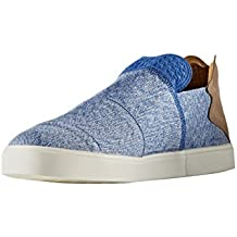 low priced be8a2 36748 adidas Originals Vulc Slip ON Pharrell Williams Scarpe Sneakers Blu per Uomo
