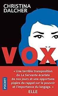 Vox par Christina Dalcher