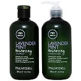 Paul Mitchell Bonus Bags Lavender Mint Moisturizing Shampoo 300ml and Conditioner 300ml