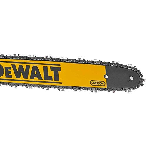 \'DeWalt dt20661-qz-Profil und Kette chrom Gegenschlag Oregon Schwert 46cm 3/8. für Kettensägen Dewalt dcm575, dcm585