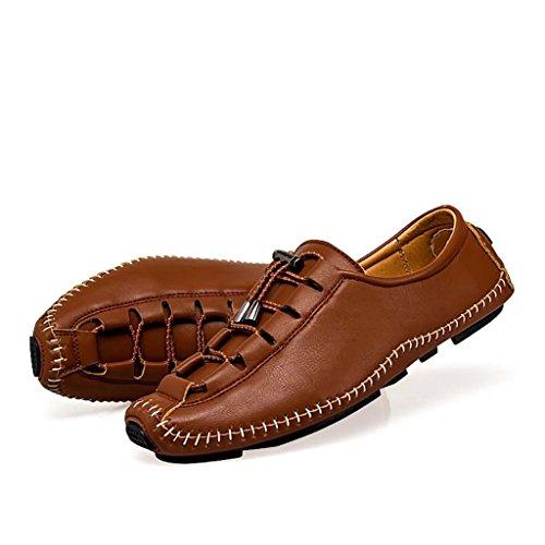 ZXCV Scarpe all'aperto Gli uomini ultra-sottili scarpe outdoor sportivo uomini Marrone