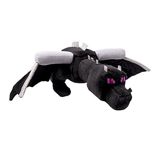Glantop Minecraft peluche a forma di drago, per bambini, in confezione regalo, altezza: 61 cm