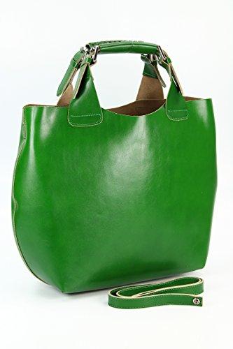 Belli , shoppers femme grün 2