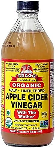 Bragg Organic Raw Apple Cider Vinegar - 473 ml