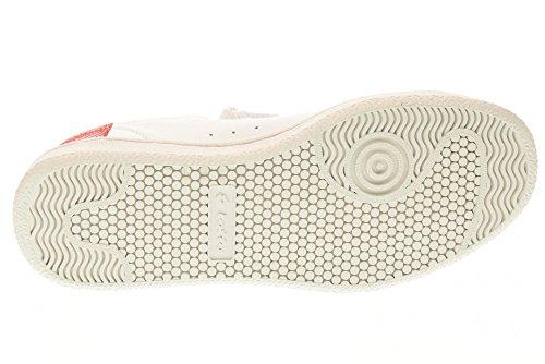 LOTTO femmes baskets basses S8858 AUTOGRAPHES Blanc / rouge
