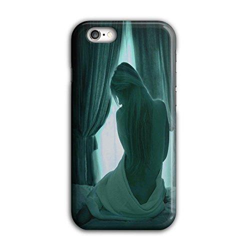 Blonde Freche Kurze Perücke (Mädchen Mystiker Cool Mode Blond iPhone 6 / 6S Hülle |)