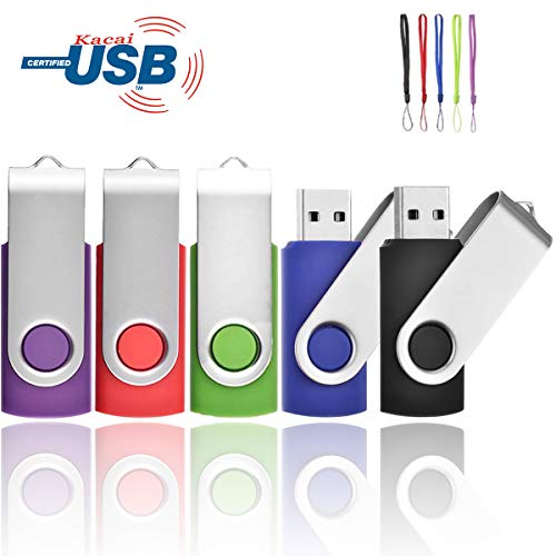 5 Pack 2GB USB Memory Stick USB ...