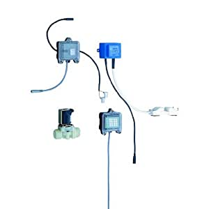 GROHE Radar Elektronik 38386 Fertigset für Urinal 230V ohne Rohbauset
