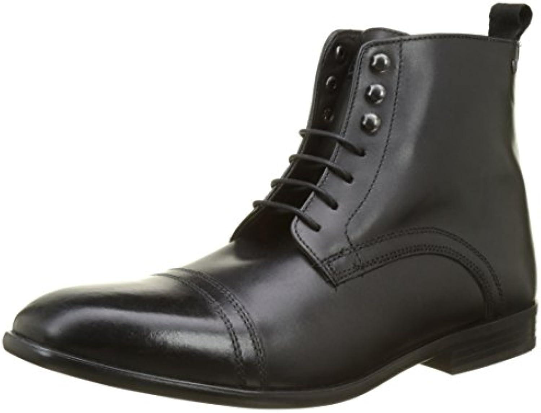 Base London Herren Clayton Kurzschaft StiefelBase London Clayton Kurzschaft Stiefel Billig und erschwinglich Im Verkauf