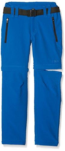CMP Jungen Zipp Off Hose, Blau (Zaffiro), 128, 3T51644