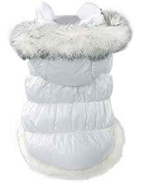 SAMGU Pet cat Chiot Chaud Hoodie Veste Manteau Hiver chaud veste manteau