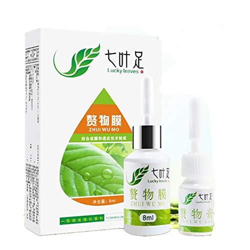 Bureze 100% effektive, natürliche Gesundheit Hautmarken-Entferner, Maulwurf, Nevus Warz, Hautentfernung, Fuß, Hühneraugen, Warzen, Behandlung echter Haut - Maulwurf-entferner