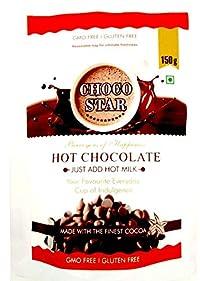 Chocostar Regular Hot Chocolate Drink Powder 150g