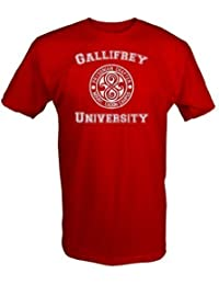 UNIVERSITY OF GALLIFREY T SHIRT (Available in Blue , Black and Red sizes small to XXL)
