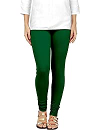 Women Combo Of 3 Full Length Legging Cotton Lycra Stretchable Size Xl/xxl Making Things Convenient For The People Women's Clothing Clothing, Shoes & Accessories