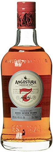 Angostura Dark Rum 7 Years Old New Design (1 x 0.7 l)
