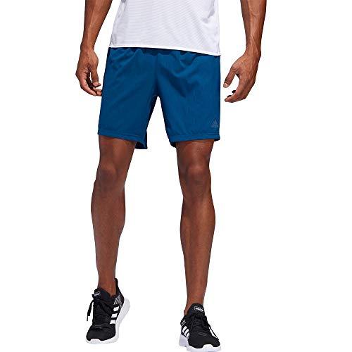 Adidas Supernova Running Short (adidas Herren Supernova Shorts, Legend Marine, L 7 Zoll)