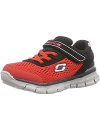 Skechers SynergyPower Rush - Zapatillas zapatilla deportiva de piel niños