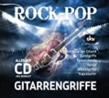 Rock - Pop Gitarrengriffe auf