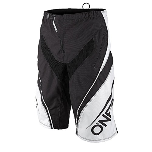 O'Neal Herren Mountainbike Shorts Element FR Blocker, Weiß, 32/48, 1078-1 -