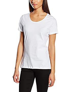 Trigema Trigema Damen T-shirt 100% Biobaumwolle - Camiseta Mujer