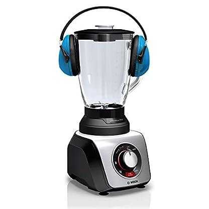Bosch-MMB66G5MDE-Standmixer-SilentMixx-Pro-ThermoSafe-Glas-3-Automatikprogramme-Kunststoff-SchwarzEdelstahl-Gebrstet