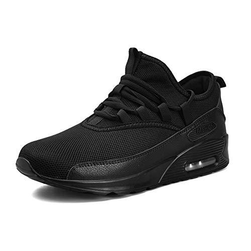 Chaussures de plein air Chaussures de sport, 2019 Printemps Automne Nouveau Couple Chaussures de Sport Chaussures de Mode pour Hommes Version Coréenne Sauvage Coussin d'Air Chaussures de Course Hommes