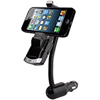 CrazyFire supporto per® Bluetooth per smartphone hands-free car kit supporto