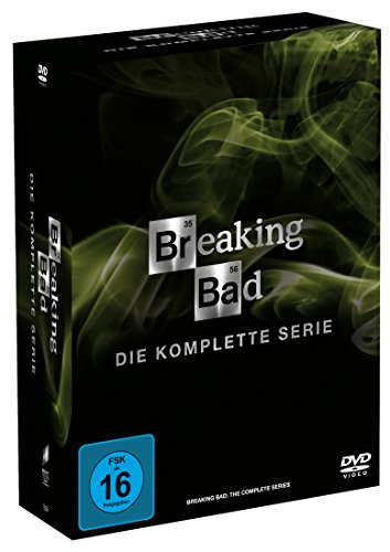 Breaking Bad - Die komplette Serie (21 Discs) -