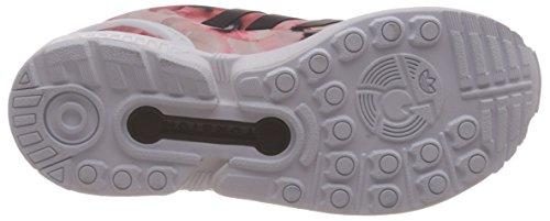 Tênis Zx Corrida De Sapatos Vermelho Fluxo Corrida preto Homens Tênis Preto De B34510 Adidas Branco Dos wtdpnqxpa