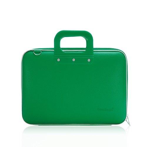 Bombata-Borsa, rosso (Rosso) - E00361-5 verde