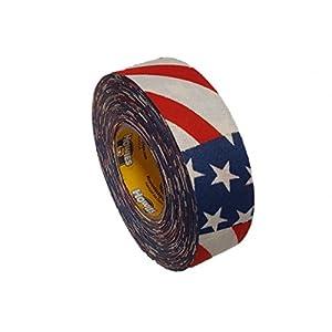 Schlägertape Profi Cloth Hockey Tape 25mm f. Eishockey American Flag