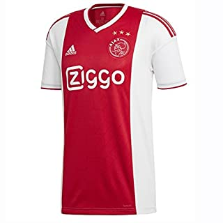 adidas Ajax Home Shirt 2018 2019 - L