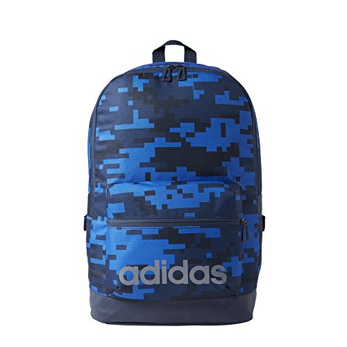 adidas Herren Bp Aop Daily Tasche Blue/AZUL
