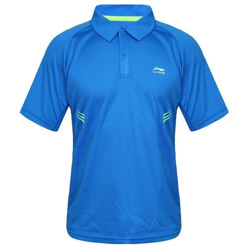 li-ning-a261-t-shirt-da-uomo-blu-nero-m