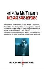 Message sans réponse de Patricia MacDonald