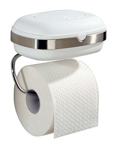 toilettenpapierhalter tiger combi chrom kunststoff - Freistehender Toilettenpapierhalter Chrom