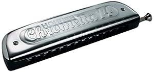 Hohner M25501 Chrometta 12 /Key Harmonica