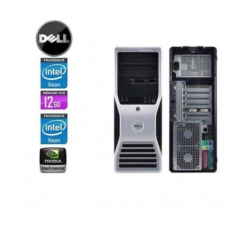 Dell - Torre Workstation Dell Precision T3500