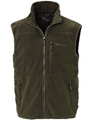 Pinewood Utah - Chaleco para hombre, color verde, talla XXXL