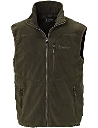 Pinewood Utah - Chaleco para hombre, color verde, talla XL