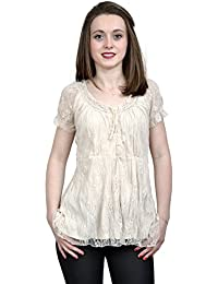 B.YOUNG: Tee shirt femme manche courte taille 38 fin de collection