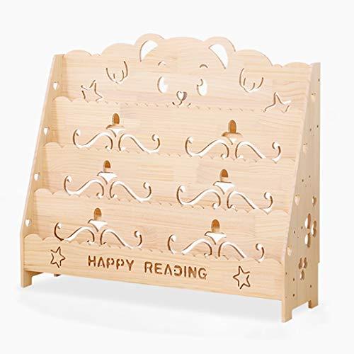 Bücherregale Kinder Bücher Kinder Massivholzböden Kindergartenkarten Lagerregal Mit Großer Kapazität Kinderzimmermöbel