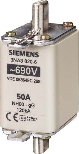 SIEMENS - FUSIBLE NH-690V T-00 100A