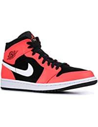 sports shoes 462a5 b6401 Nike Air Jordan 1 Mid, Scarpe da Basket Uomo