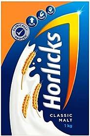 Horlicks Health & Nutrition drink - 1 kg Refill pack (Classic M