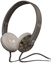 Skullcandy S5URFY-325 Uprock Supreme Sound On-Ear Headphone with Mic (Tree/Dark)