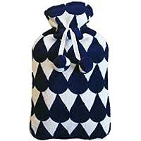 Outtybrave Wärmflaschenbezug aus Fleece für 2000 ml Wärmflaschen preisvergleich bei billige-tabletten.eu