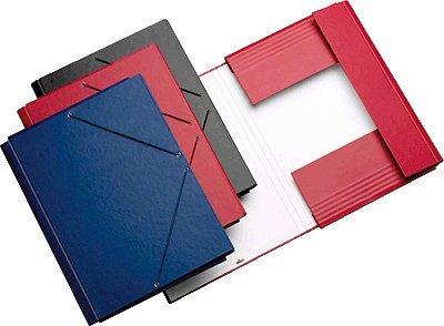 extensible Unisystem 089714 color azul Carpeta de proyectos