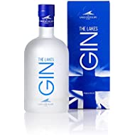 The Lakes Gin with Gift Box - Premium Gin from The Lake District (70cl 43.1% ABV)